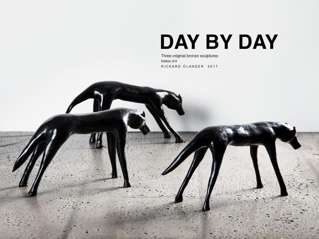 Day by day Rickard Ölander